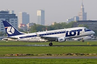 Embraer ERJ-170-100LR 170LR - SP-LDH -