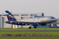 Airbus A319-111 - VP-BUO -