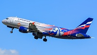 Airbus A320-214 - VP-BWD -
