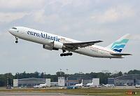 Boeing 767-36N/ER - CS-TKS -