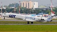 Canadair CL-600-2D24 Regional Jet CRJ-900 - ES-ACH -