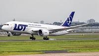 Boeing 787-8 Dreamliner - SP-LRG -
