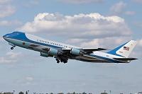 Boeing VC-25A (747-2G4B) - 82-8000 -
