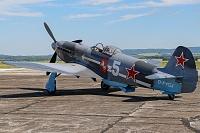 Yakovlev Yak-3UA - D-FYGJ -