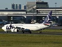 Boeing 737-89P - SP-LWD -