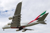 Airbus A380-861 - A6-EEN -
