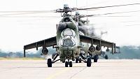 Mil Mi-24V Hind E - 740 -