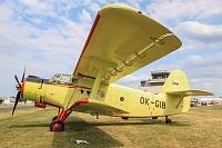 Antonov (PZL-Mielec)  An-2 - OK-GIB -