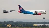 Airbus A319-115X(CJ) - OM-BYK -