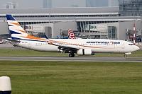Boeing 737-8FH - OK-TSC -