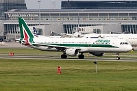 Airbus A321-112 - I-BIXJ -