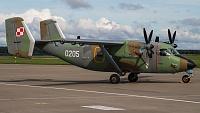 PZL-Mielec M-28TD Bryza-1 - 0205 -