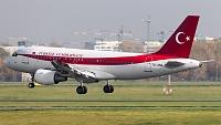 Airbus A319-115X(CJ) - TC-ANA -