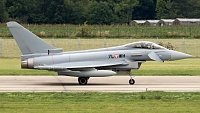 Eurofighter EF-2000 Typhoon - 7L-WH -