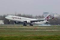 Airbus A330-302 - A7-AEE -