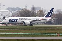 Boeing 787-85D Dreamliner - SP-LRH -