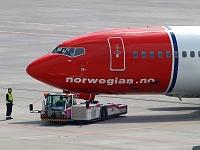 Boeing 737-3Y5 - LN-KKC -