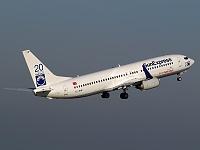 Boeing 737-8HC - TC-SNF -