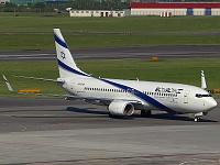 Boeing 737-858 - 4X-EKH -