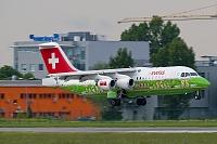 BAE Systems Avro 146-RJ100 - HB-IYS -