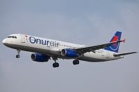 Airbus A321-131 - TC-ONS -