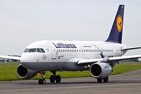 Airbus A319-114 - D-AILU -