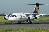 BAE Systems Avro 146-RJ85 - D-AVRQ -