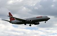 Boeing 737-8Z9 - OE-LNJ -