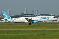 Airbus A321-231 - TC-SKL -
