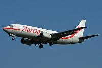Boeing 737-35B - LY-SKA -