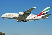 Airbus A380-861 - A6-EDD -