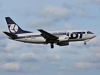 Boeing 737-55D - SP-LKC -