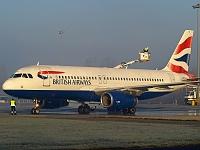 Airbus A320-232 - G-EUUN -