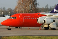 BAE Systems BAe-146-200QT Quiet Trader - OO-TAY -