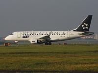 Embraer ERJ-170-100LR 170LR - SP-LDK -