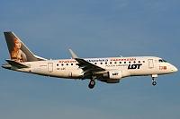 Embraer ERJ-170-100ST 170ST - SP-LDC -