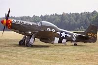 North American P-51D Mustang - B6-S/414450 -