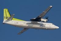 Fokker 50 - YL-BAR -