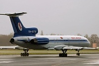 Tupolev Tu-154M - EW-85706 -