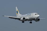 Boeing 737-5Q8 - UR-VVU -