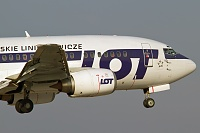 Boeing 737-55D - SP-LKD -