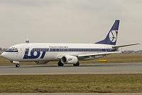 Boeing 737-45D - SP-LLD -