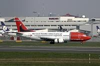 Boeing 737-3L9 - LN-KKT -