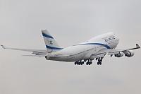 Boeing 747-458 - 4X-ELA -